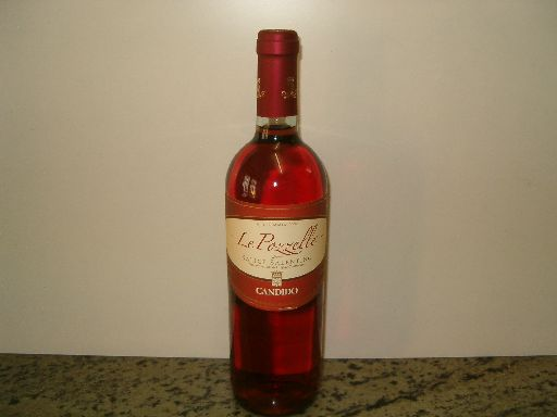 Le pozzelle Rose Doc 750 ml