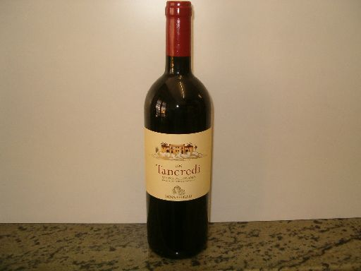 Tancredi Contessa Entelina Rosso doc 750 ml