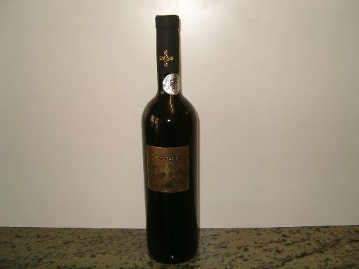 Primitivo Salento amabile igt 750 ml