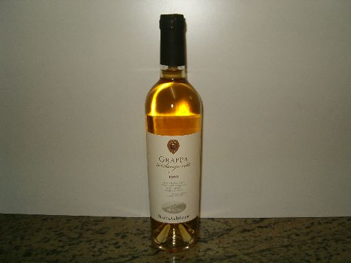 Grappa di san Gioveto 500 ml. 42% vol